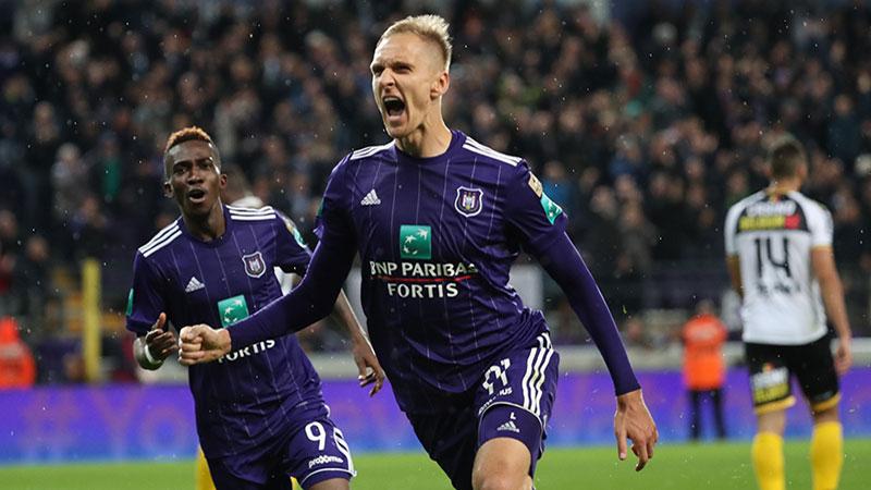 Samenvatting Anderlecht - Lokeren