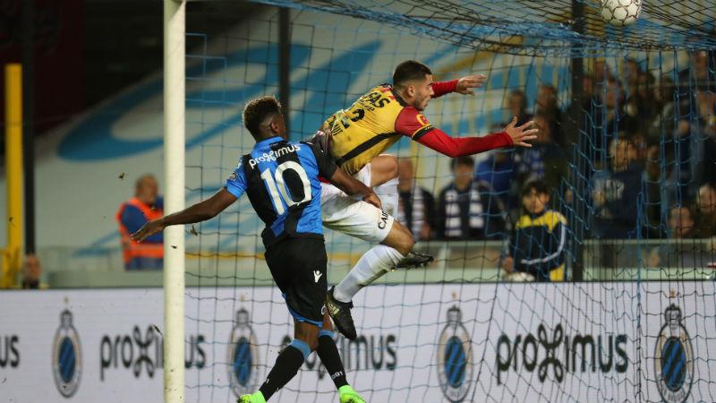 Samenvatting Club Brugge - KV Mechelen