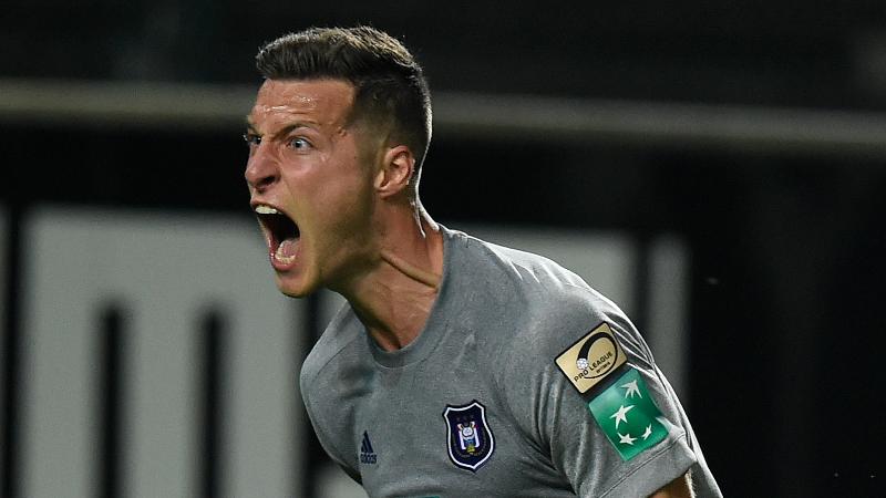 Anderlecht wint (en dankt Boeckx)