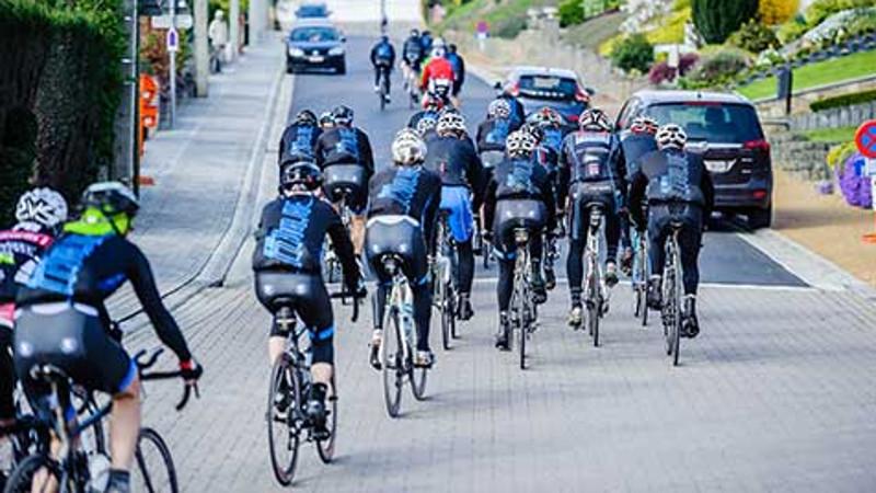 Près de 3000 enthousiastes à la Flèche Brabançonne Cyclo