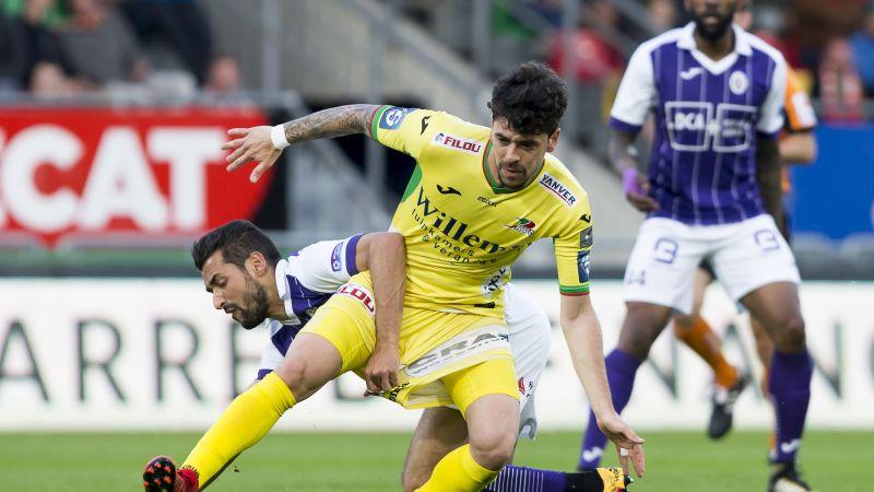 Oostende behaalt vijfde gelijkspel in play-off 2