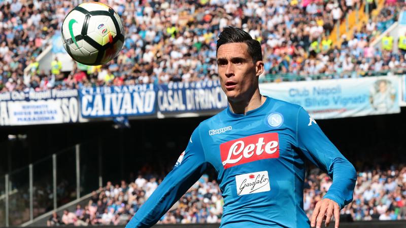 Naples au bout du suspense — Serie A