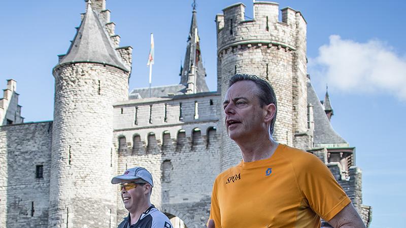 De Wever beleeft zwaar slot van 2de marathon