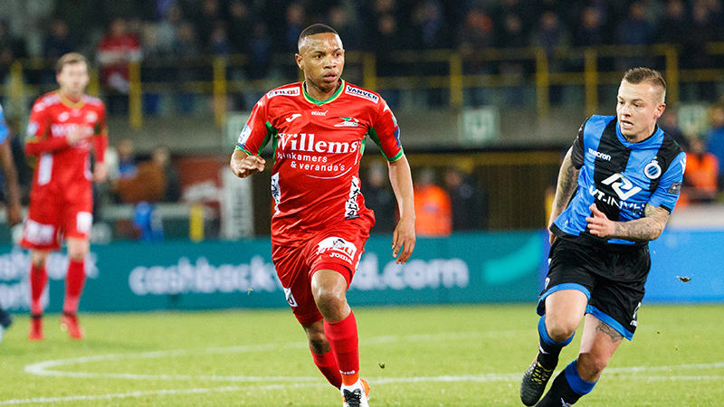 KV Oostende ontbindt contract van Andile Jali