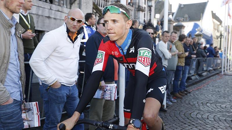 Dylan Teuns mikt op top tien in Luik