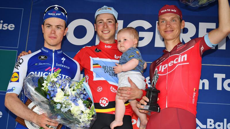 Keukeleire zal zijn titel verdedigen in Baloise Belgium Tour