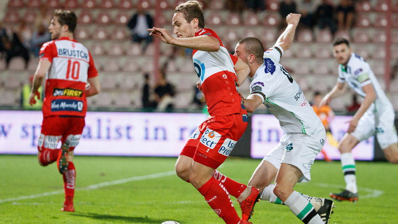 KV Kortrijk - OH Leuven