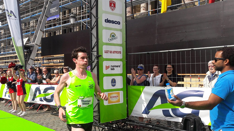 Topfavoriet Koech wint AG Antwerp Marathon, knappe prestatie van Belgische debutant