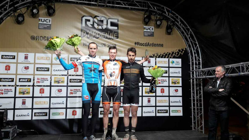 Cara remporte la Roc Night, Van Hoovels premier leader du Roc Trophy