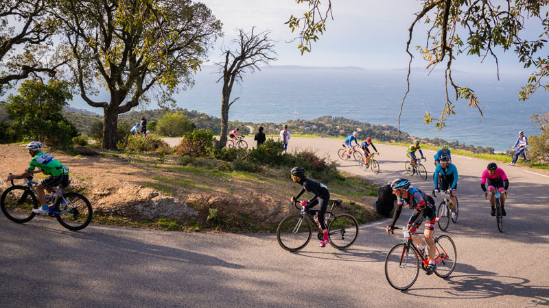 Granfondo Gassin Golfe de Saint-Tropez provides stunning qualifying event in iconic cycling location