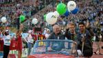 Openingsceremonie AG Memorial Van Damme eert alle Belgische medaillewinnaars