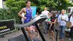 Wereldrecord marathon verbeterd ... op de loopband