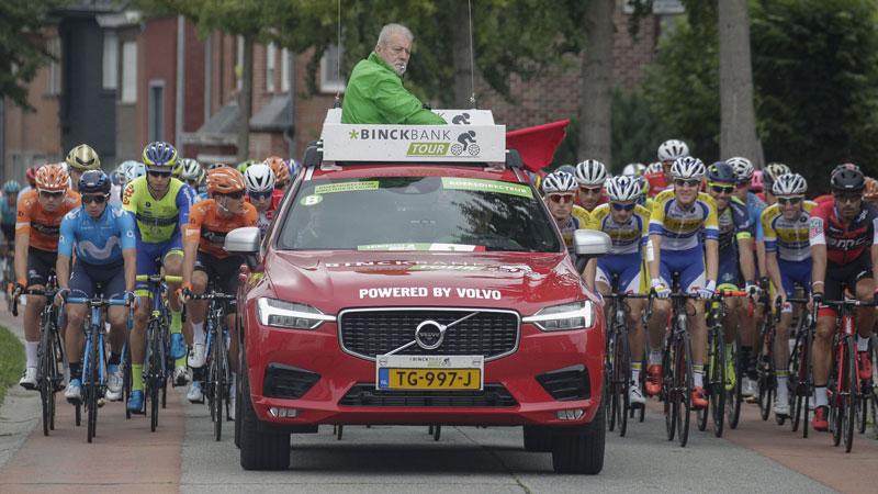 EN DIRECT BinckBank Tour: place au mini Amstel Gold Race !