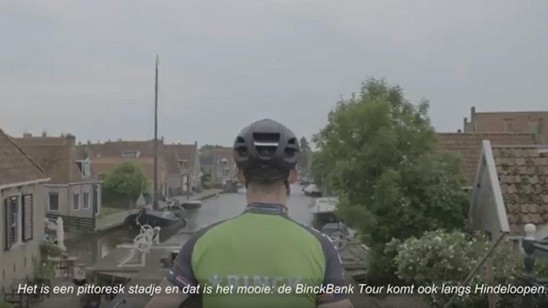 Tjallingii: 'Eerste etappe is een Elfstedentocht op wielen'