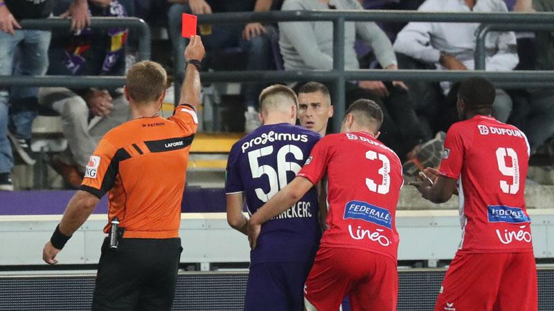 Vranjes dreigt belangrijke matchen te moeten missen