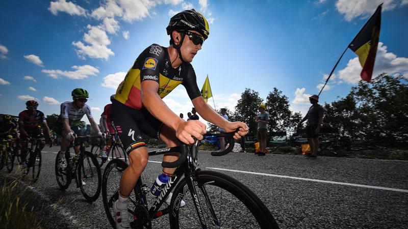 Lampaert tekent bij: 'Ik kan blijven groeien in dit team'