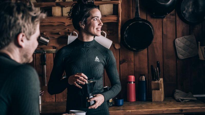 Sport en architectuur komen naadloos samen in nieuwe ondergoedlijn