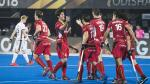 Les Red Lions en demi-finales de la Coupe du Monde !