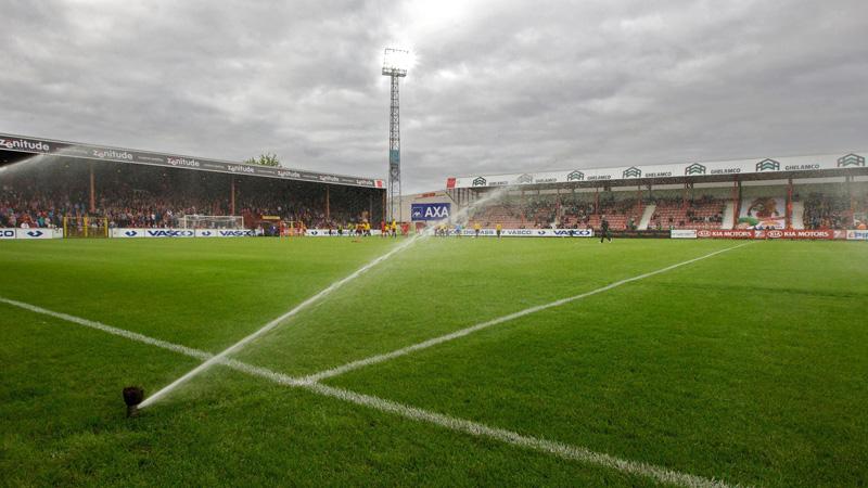 EN DIRECT 18h: Courtrai - Club Bruges