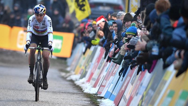 Van Aert: 'Mathieu est inaccessible depuis un petit temps'