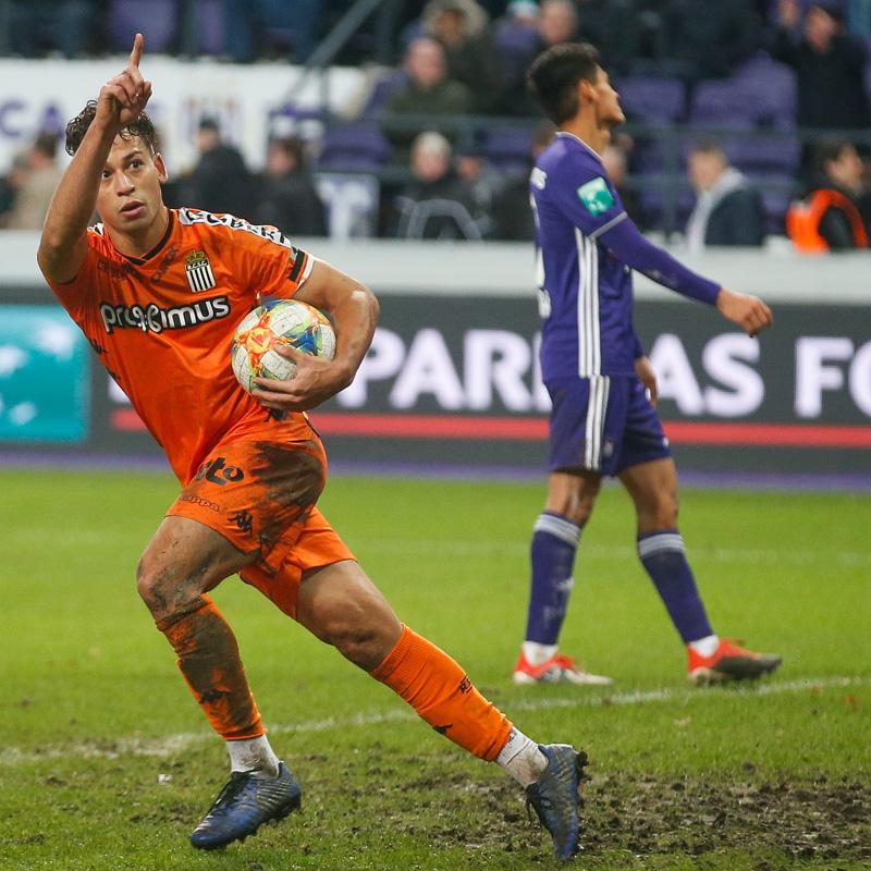 Anderlecht laat in extremis opnieuw punten liggen