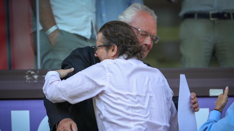 Anderlecht ontkent dispuut tussen oude aandeelhouders en Coucke
