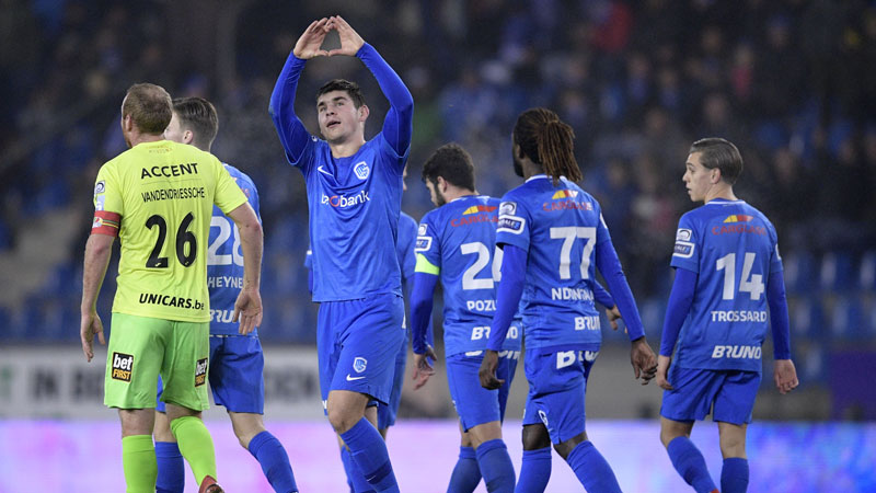 Genk grand gagnant du week-end