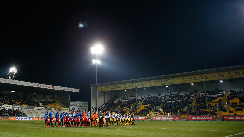 Lokeren-Club Bruges