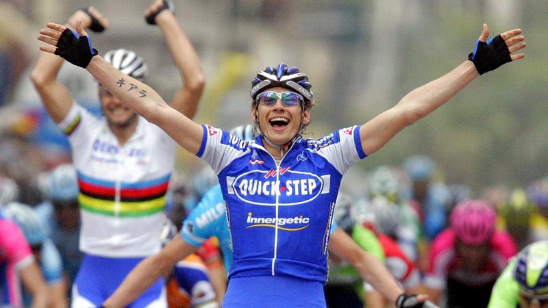 Fin de carrière pour Pozzato