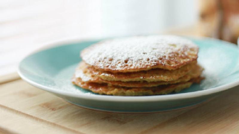 Sportieve pannenkoeken ter ere van Pancake Day
