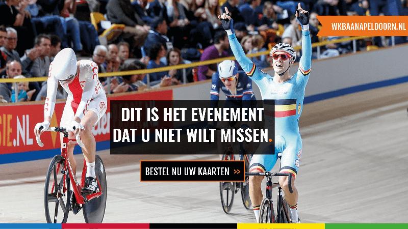 Kom de Belgische baanrenners aanmoedigen tijdens de jacht op WK-goud!