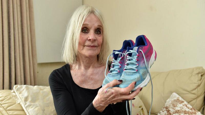 Op je 83ste de marathon lopen? This granny can!