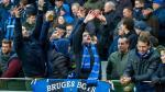 Bruges risque 5.000 euros d'amende et la fermeture d'une tribune