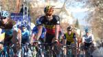 Belgisch kampioen Naesen met gebroken neus in Omloop