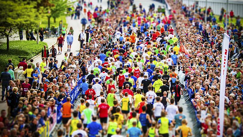 Changements de parcours à l'AG Antwerp 10 Miles & Marathon