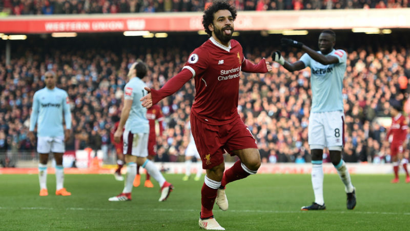 Liverpool cartonne West Ham, les regrets de Newcastle — PL