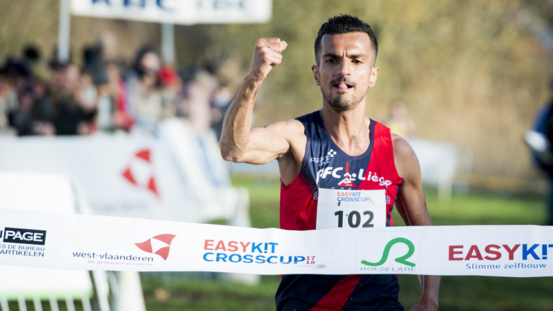 Spannende strijd op finale Easykit Brussels Crosscup en BK veldlopen