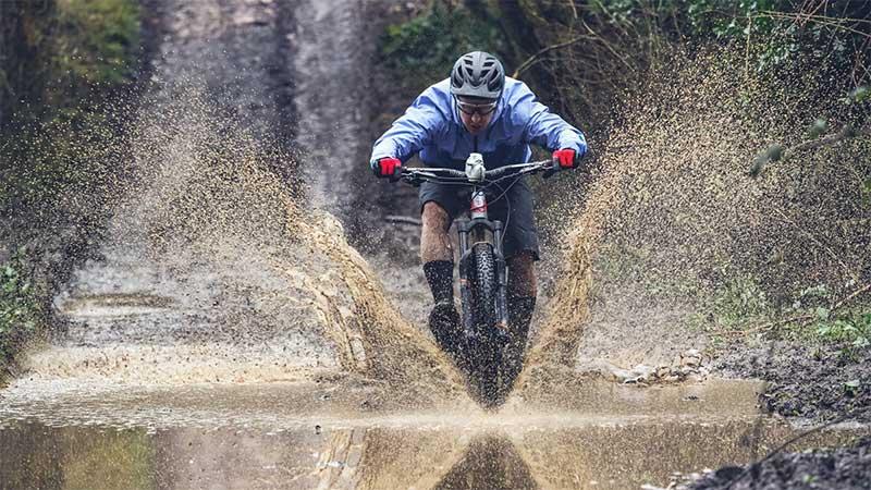 Vlekkeloze organisatie van Linkhout-Bike