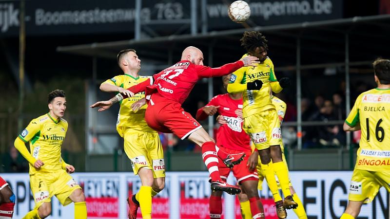 Samenvatting Antwerp - KV Oostende