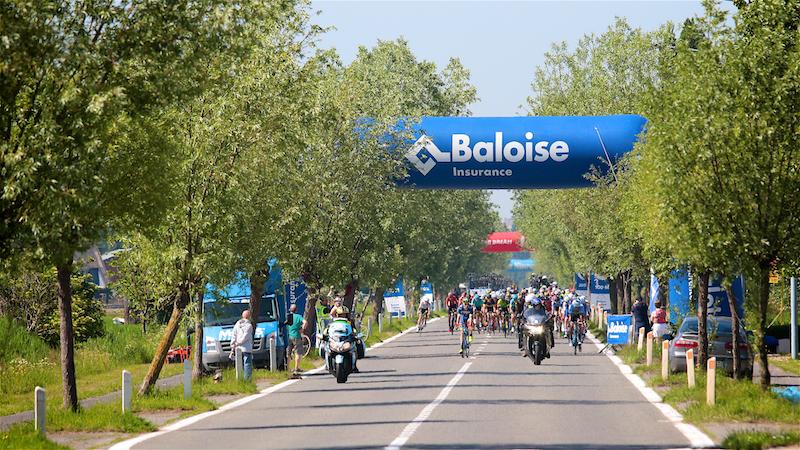 Le parcours du Baloise Belgium Tour dévoilé