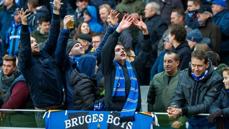 Club Brugge riskeert 5.000 euro boete en tribunesluiting
