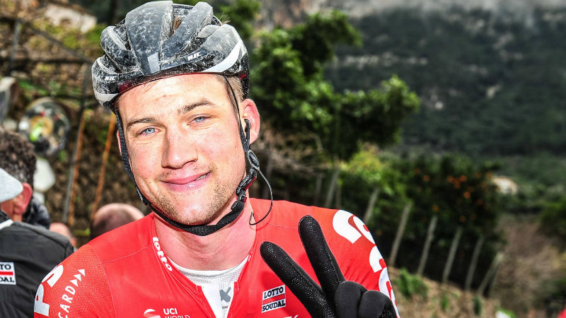 Wellens slaat dubbelslag in Ruta del Sol