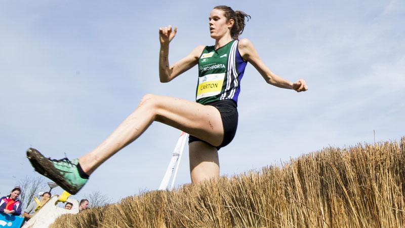 Uitkijken naar Louise Carton op Easykit CrossCup Rotselaar