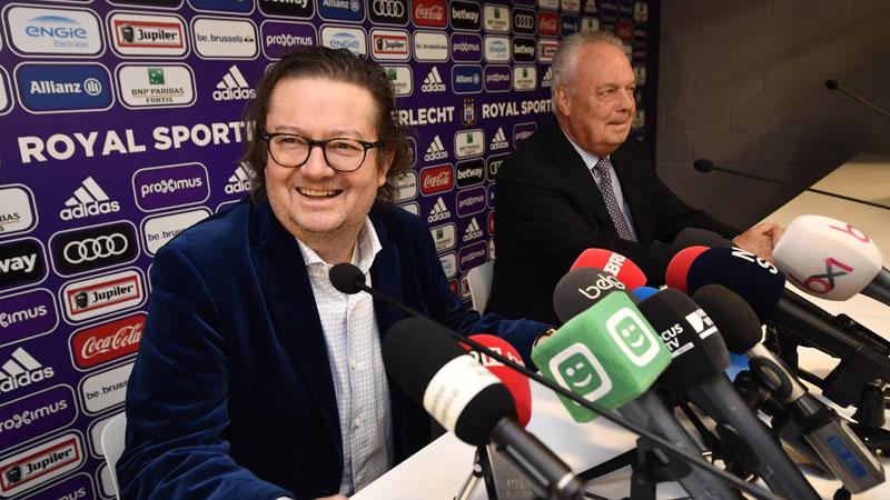 Un délai pour Anderlecht pour l'obtention de la licence