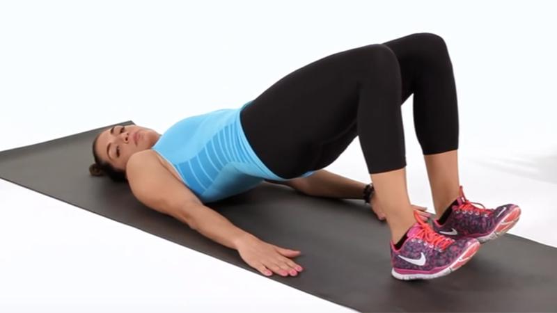 Oefeningen die 'de motor van je lichaam' wakker houden