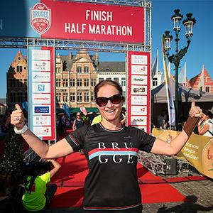 Schema Halve marathon