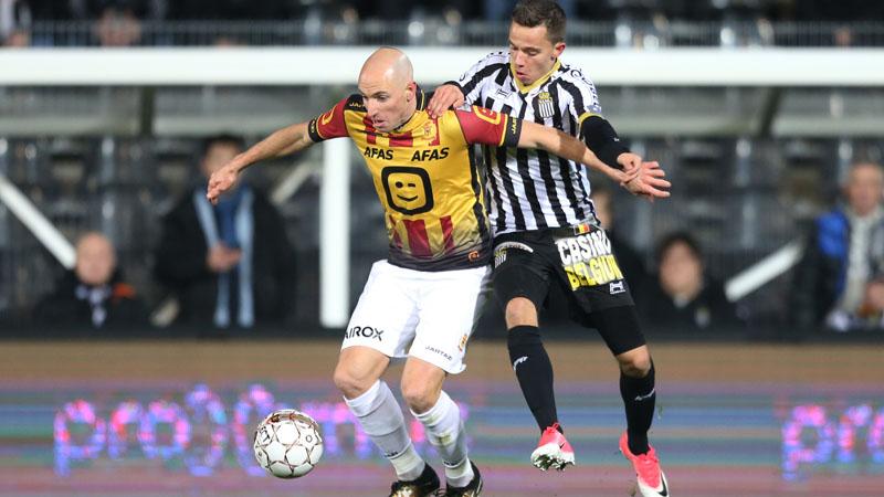 Samenvatting KV Mechelen - Charleroi