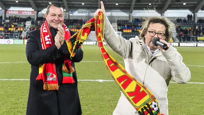 KV Oostende - STVV