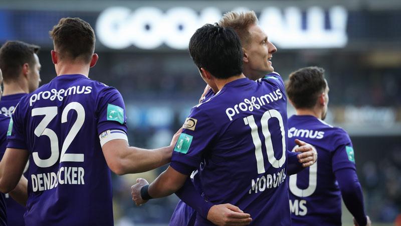 Coucke ziet Anderlecht bibberen tegen Moeskroen
