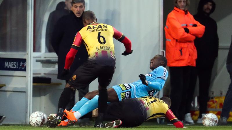 Résumé FC Malines-Charleroi